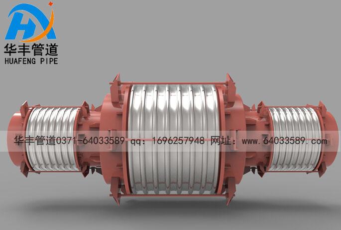 补偿器的种类很多,正确的选型非常重要。管系设计一开始既在管系走向、支撑体系(包括固定管架、导向管架等)设计同时,就要综合考虑补偿器的选型和配置。只有这样才能保证管系的设计安全、合理、可靠和经济。以波纹管为核心挠性元件的补偿器。在管线上可作轴向、横向和角向三个方面的补偿、内压补偿器从其性能上看可以作三个方向的位移,但由于受到套管的等附件的限制,往往只能作轴向位移。因此用户在选用订货时需注明所需几个方面的位移量,以便正确的选用和供货。