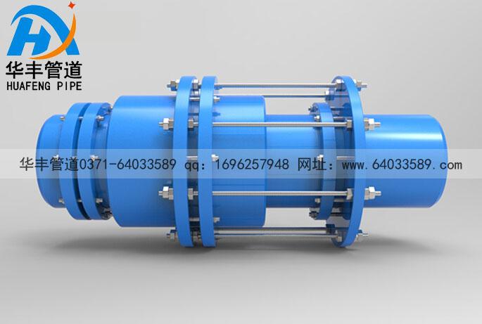 套筒补偿器的隔热结构可分为两种形式